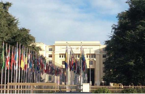 国連ジュネーブ事務所