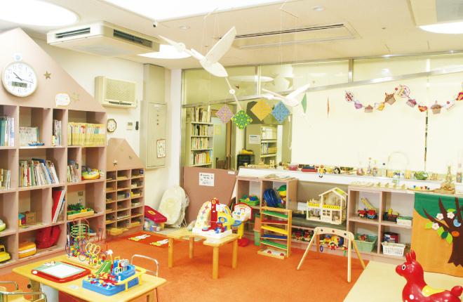 おもちゃ図書館